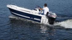 Wynajem łodzi motorowych bez patentu